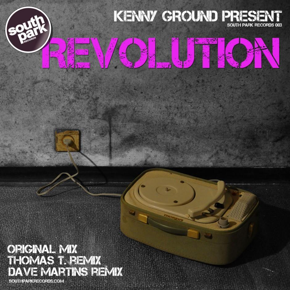 STP003-Revolution