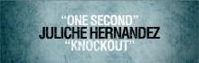 STP037 Juliche Hernandez - Knockout