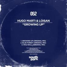 Southpark Records 052 - Cover
