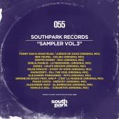 Southpark Sampler Vol 3 -Cover