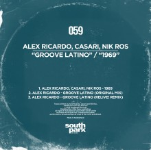 Southpark Records 059 - Cover