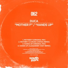 Southpark Records 062 - Cover