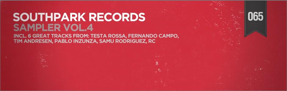 STP065 Various Artists - STPR Sampler Vol. 4