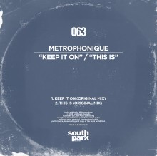 Southpark Records 063 - Cover