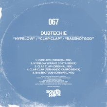 Southpark Records 067 - Cover - Copia