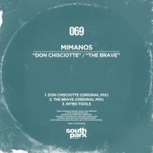 Southpark Records 069 - Cover
