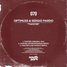 Southpark Records 070 - Cover