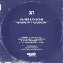Southpark Records 071 - Cover