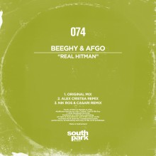 STP074 Beeghy & Afgo - Real Hitman cover