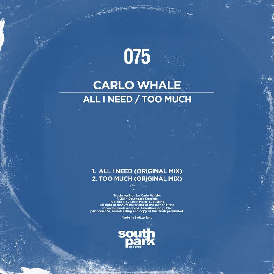 Southpark Records 075 - Cover