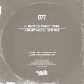 Southpark Records 077 - Cover release