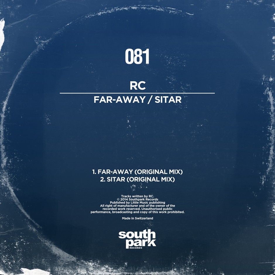 Southpark Records 081 - Cover