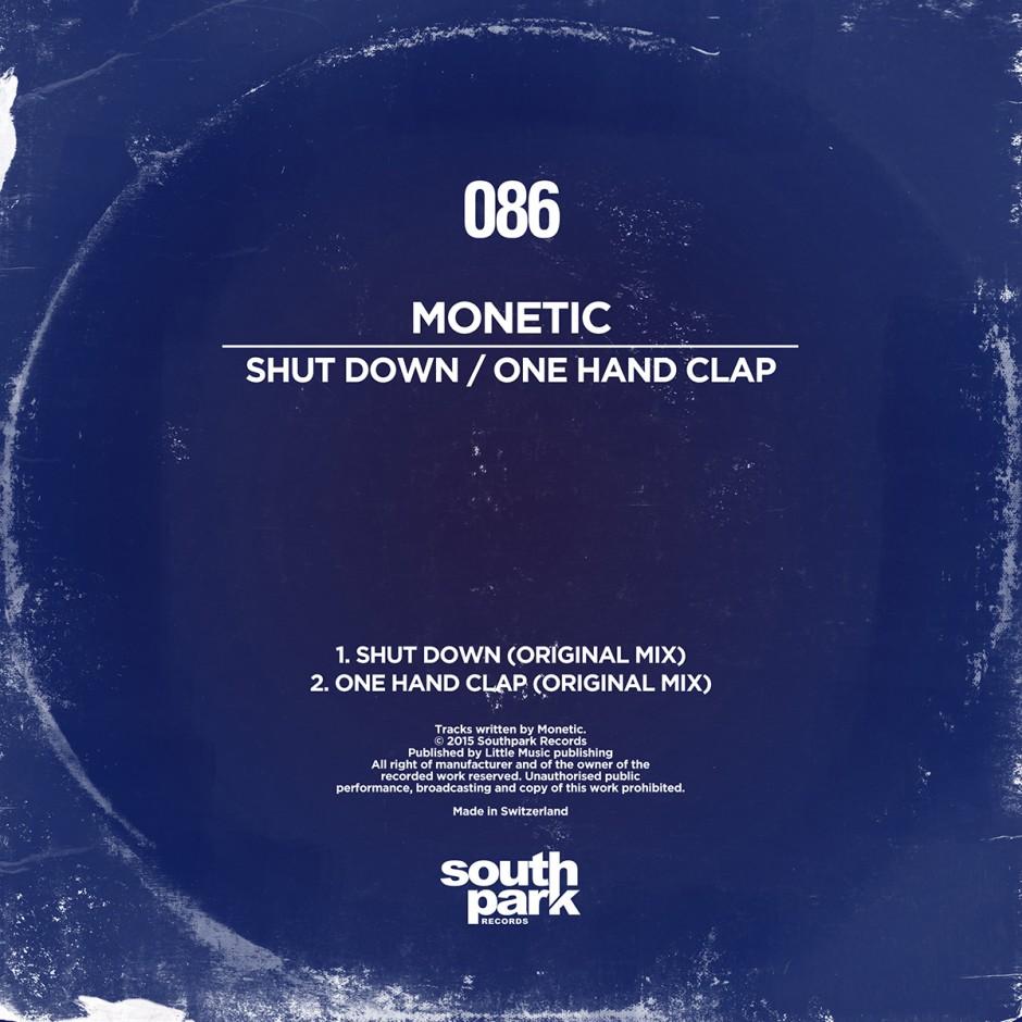 Southpark Records 086 - Cover