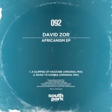 Southpark Records 092 - Cover