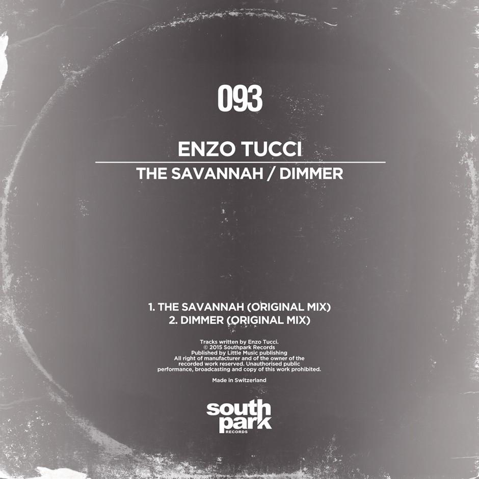 Southpark Records 093 - Cover