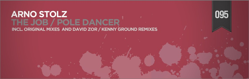 STP095 Arno Stolz - The Job - Pole Dancer news
