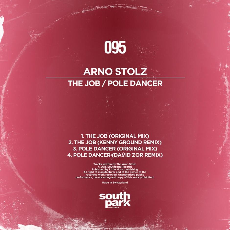 STP095 Arno Stolz - The Job - Pole Dancer