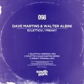 Southpark Records 098 - Cover