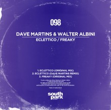 Southpark Records 098 - Cover