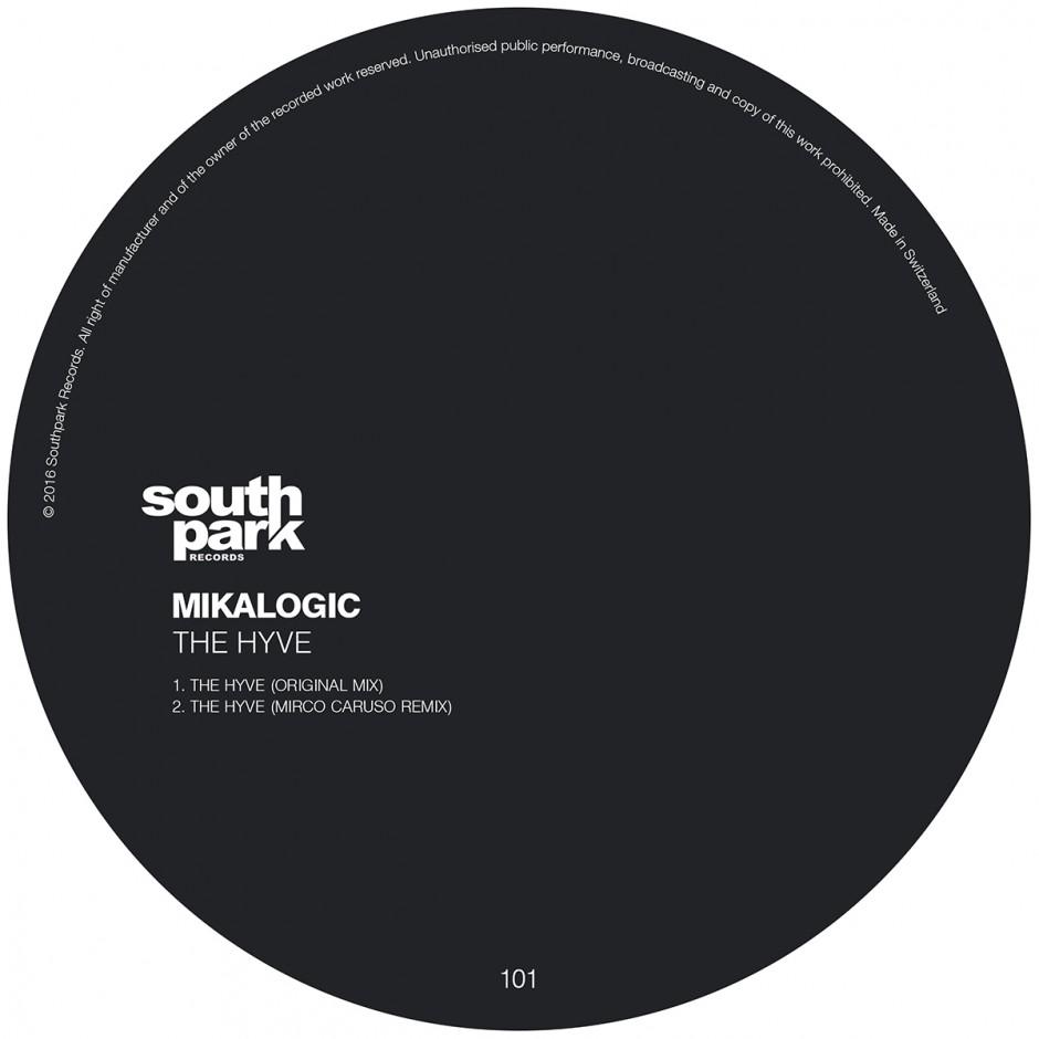 Southpark Records 101 - Cover