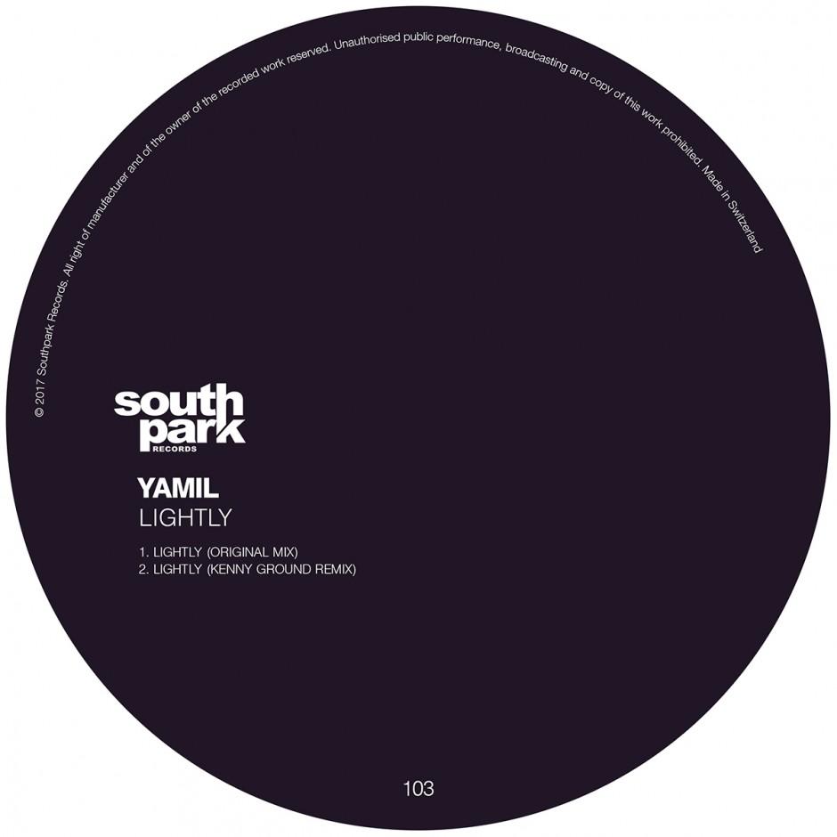 Southpark Records 103 - Cover